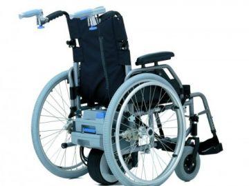 Prodám inv. vozík s el.pohonem